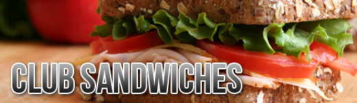 CLUB SANDWICHES image